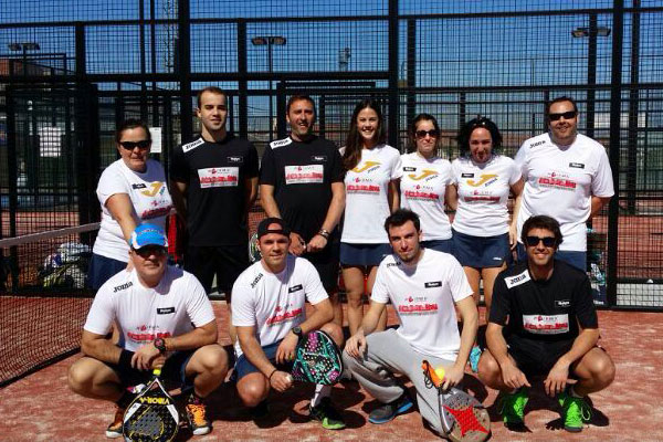 urban padel liga Drop shot 7