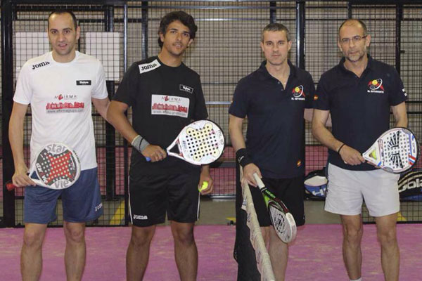 Urban Padel Liga Drop Shot 12