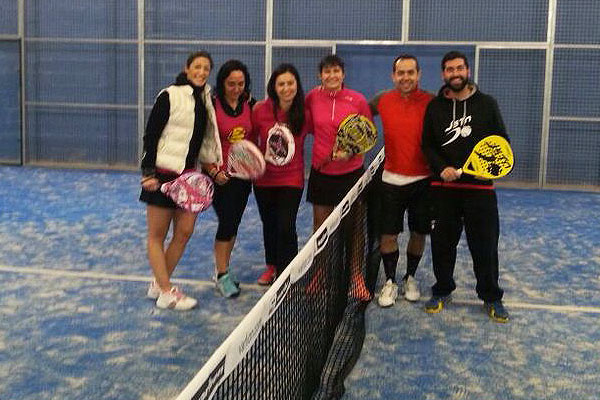 Urban Padel drop Shot 6
