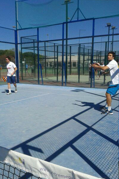 Urban Padel Drop Shot Liga 8