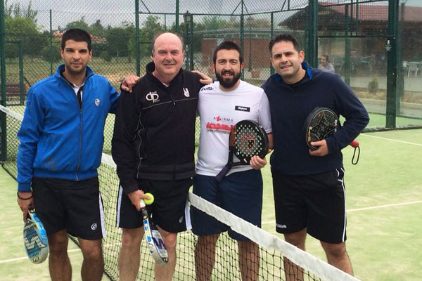 Urban Padel Jornada 13 Liga drop shot
