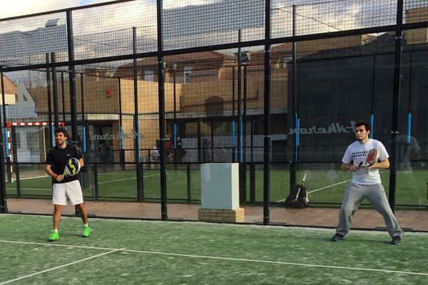 Urban padel liga Drop Shot J5